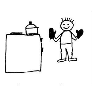 Leckere Sachen kochen